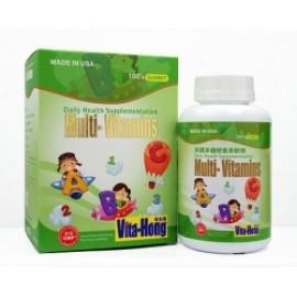 維他康-美國-多種營養素軟糖 Vita Hong Multi - Vitamins