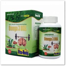 維他康-美國-奧米加3營養素軟糖 Vita Hong Omega3 DHA